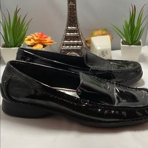 Anne Klein Manny Black Loafer